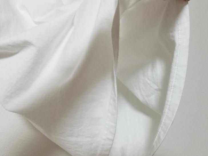 Goodwear(グッドウェア)半袖TシャツMサイズの内側
