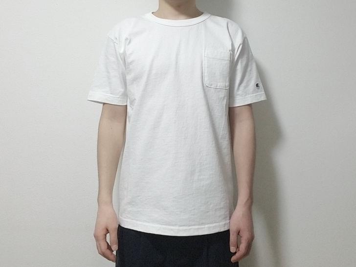 ChampionのT1011のTシャツ
